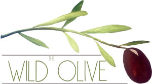 Logo: The Wild Olive, Gosforth, Cumbria